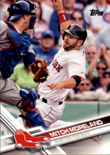 Photo of 2017 Topps Update #US274 Mitch Moreland