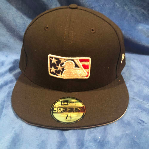 Photo of UMPS CARE AUCTION: MLB Specialty Stars and Stripes Base Cap, Size 7 3/8