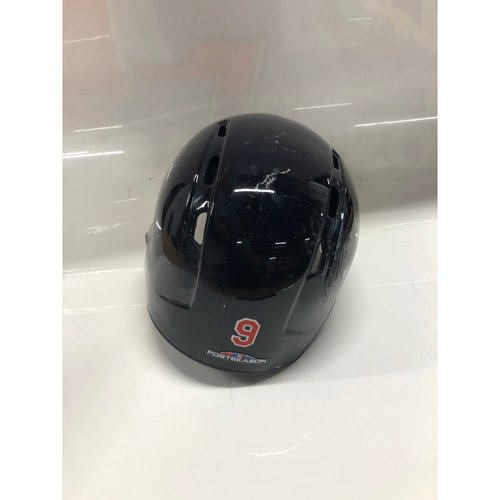 Erik Gonzalez 2018 Team Issued Batting Helmet w/ Postseason Sticker