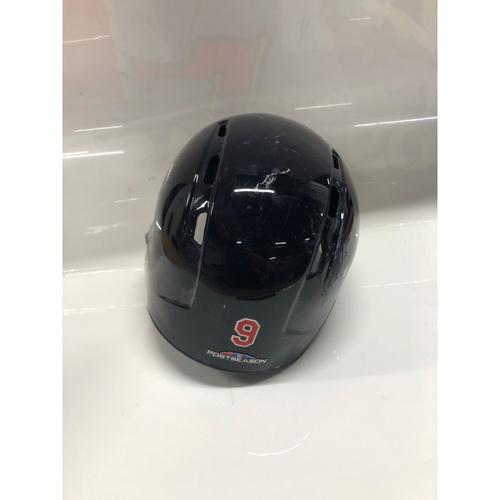 Photo of Erik Gonzalez 2018 Team Issued Batting Helmet w/ Postseason Sticker