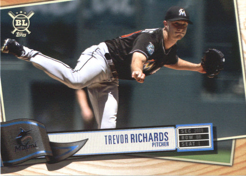 Photo of 2019 Topps Big League #135 Trevor Richards