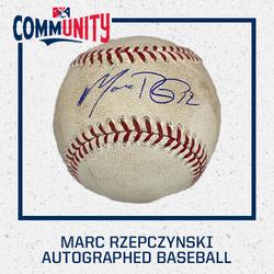 Photo of Marc Rzepczynski Autographed Baseball