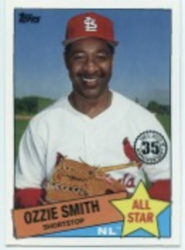 Photo of 2020 Topps '85 Topps All Stars #85AS24 Ozzie Smith