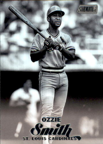 Photo of 2017 Stadium Club #218 Ozzie Smith