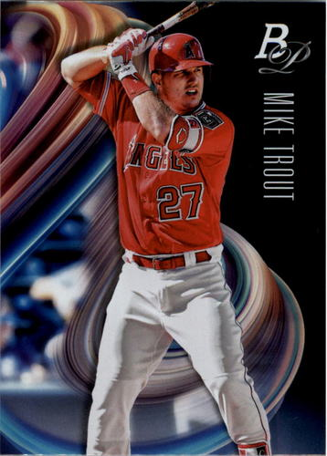 Photo of 2018 Bowman Platinum #49 Mike Trout