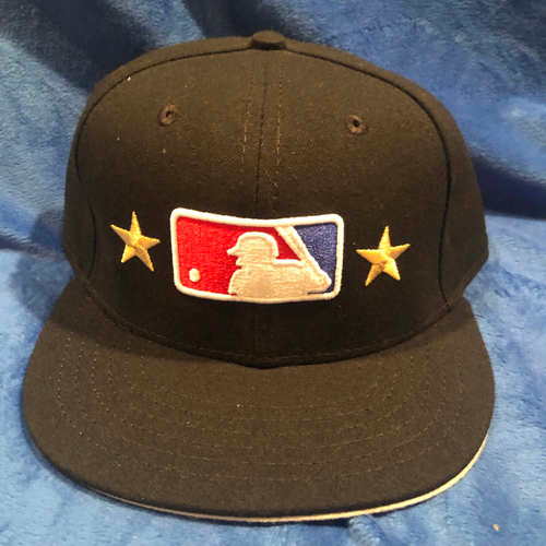 Photo of UMPS CARE AUCTION: MLB Specialty All Star Umpire Base Cap, Size 7 1/8
