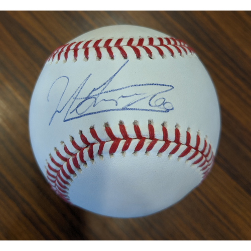 Photo of Mychal Givens - Autographed Baseball