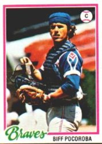 Photo of 1978 Topps #296 Biff Pocoroba