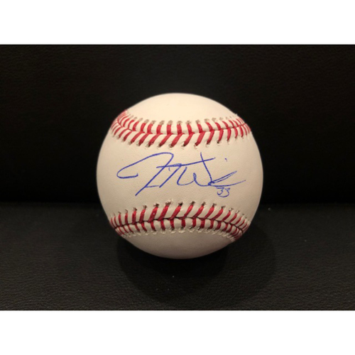 Photo of Reds Authentics: Jesse Winker -- Autographed Baseball