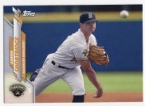 Photo of 2020 Topps Pro Debut #PD41 Aaron Shortridge