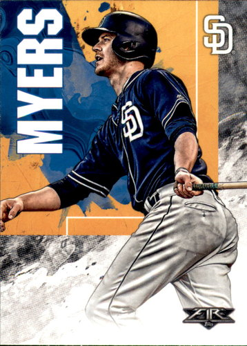 Photo of 2019 Topps Fire #152 Wil Myers