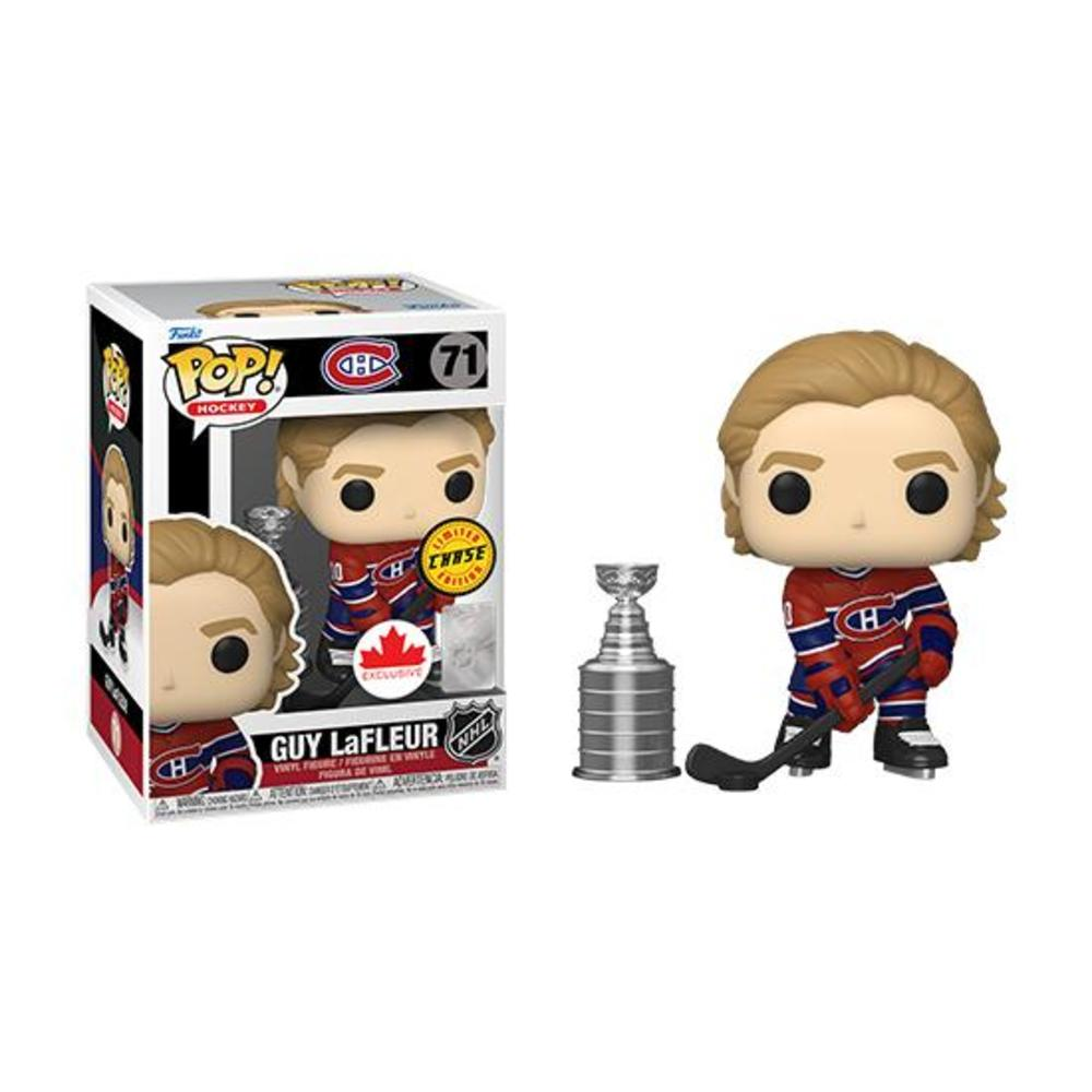 Guy Lafleur Montreal Canadiens Limited-Edition Funko POP! Chase Figure