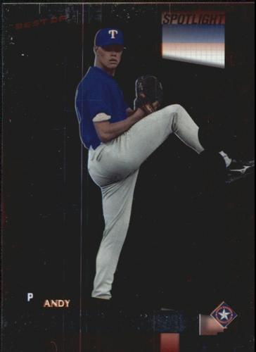 Photo of 2002 Donruss Best of Fan Club Spotlight #246 Andy Pratt