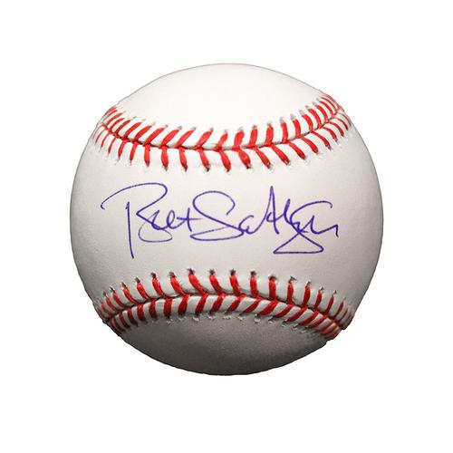 Brett Saberhagen Autographed Baseball