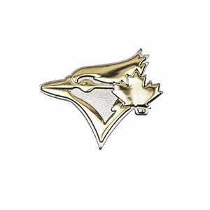 Toronto Blue Jays Two Tone Gold Pin by Aminco