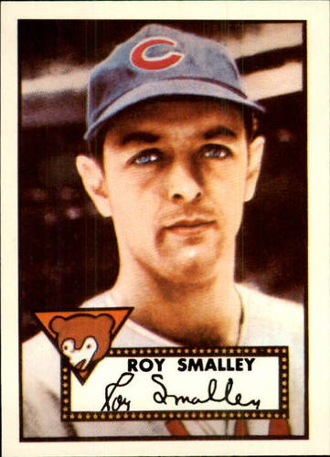Photo of 1983 Topps 1952 Reprint #173 Roy Smalley