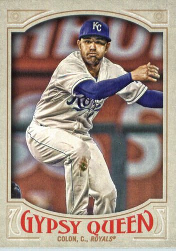 Photo of 2016 Topps Gypsy Queen #248 Christian Colon