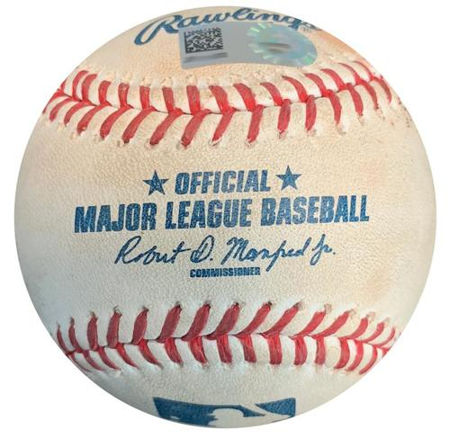Photo of Game-Used Baseball from Pirates vs. Phillies on 7/24/16 - Ryan Howard Single
