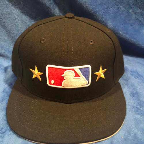 Photo of UMPS CARE AUCTION: MLB Specialty All Star Umpire Base Cap, Size 7 1/4