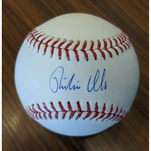 Photo of Richie Martin - Autographed Baseball