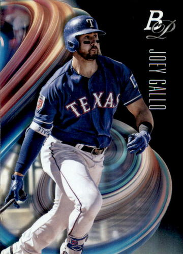 Photo of 2018 Bowman Platinum #50 Joey Gallo
