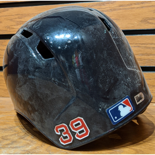 Red Sox #39 Team Issued Batting Helmet