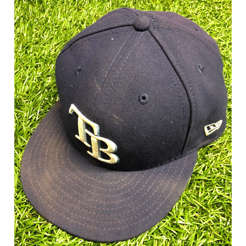Photo of Team Issued TB Cap: Yandy Diaz #2