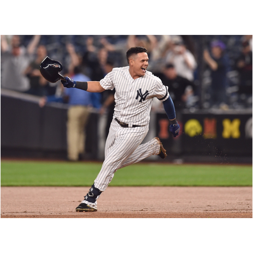 Photo of LOT #102: Memorable Moment: New York Yankees Third Baseman Gio Urshela Personalized Special Recorded Video Message
