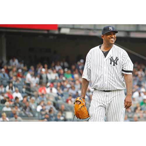 Photo of LOT #1: Memorable Moment: New York Yankees Great CC Sabathia Personalized Special Recorded Video Message