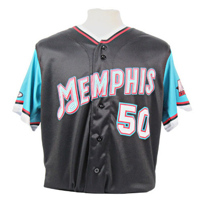 Number 50 2021 Grizzlies-themed Jersey