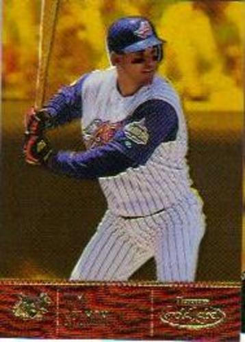 Photo of 2001 Topps Gold Label Class 1 Gold #102 Tim Salmon