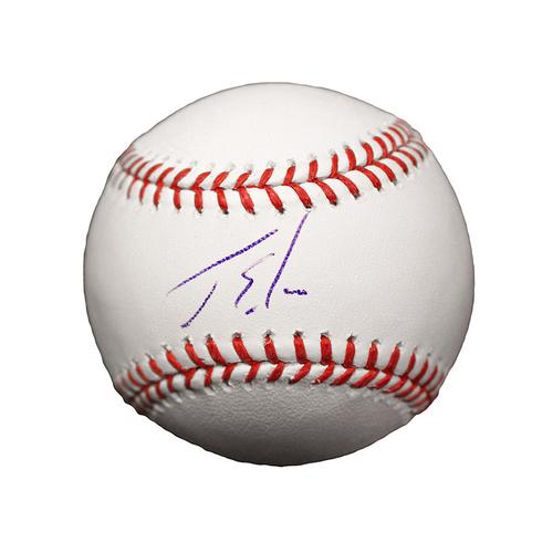 Photo of Jorge Soler Autographed Baseball