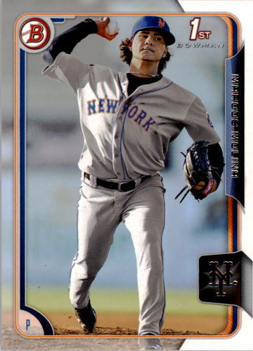 Photo of 2015 Bowman Prospects #BP78 Marcos Molina
