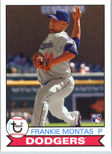 Photo of 2016 Topps Archives #113 Frankie Montas RC