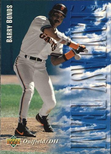 Photo of 1994 Upper Deck #38 Barry Bonds FT