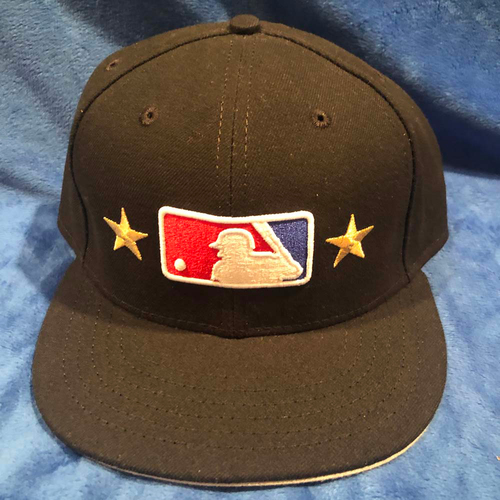 Photo of UMPS CARE AUCTION: MLB Specialty All Star Umpire Base Cap, Size 7 1/2