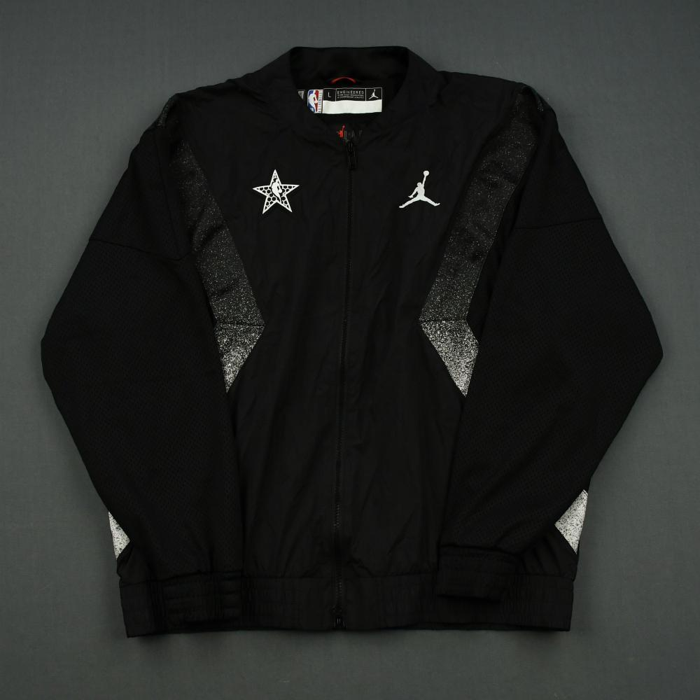 Kyle Lowry - 2019 NBA All-Star Game - Team LeBron - Game-Issued Warm-Up Jacket