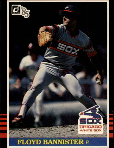 Photo of 1985 Donruss #379 Floyd Bannister