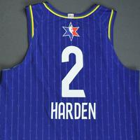 James Harden - 2020 NBA All-Star - Game-Worn Jersey Charity Auction - Team LeBron - 1st and 2nd Quarter