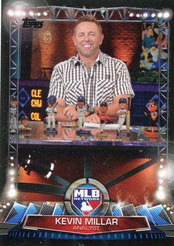 Photo of 2017 Topps MLB Network #MLBN1 Kevin Millar