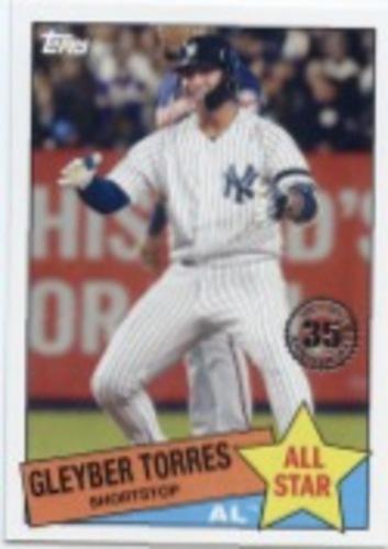Photo of 2020 Topps '85 Topps All Stars #85AS43 Gleyber Torres