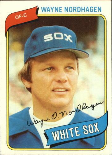 Photo of 1980 Topps #487 Wayne Nordhagen
