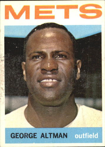 Photo of 1964 Topps #95 George Altman