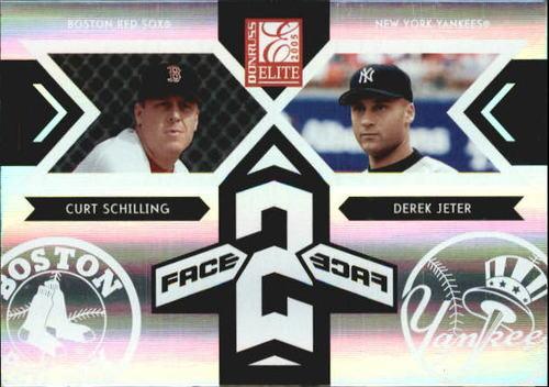 Photo of 2005 Donruss Elite Face 2 Face #10 C.Schilling/D.Jeter