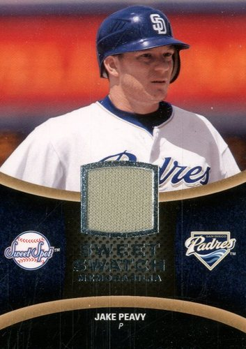 Photo of 2008 Sweet Spot Swatches #SJP Jake Peavy