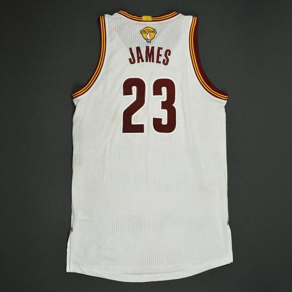 LeBron James - Cleveland Cavaliers - 2017 NBA Finals - Game 3 ...