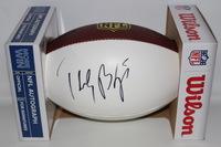 NFL - VIKINGS TEDDY BRIDGEWATER SIGNED PANEL BALL