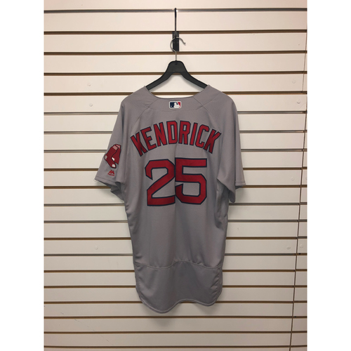 Photo of Kyle Kendrick Team-Issued 2017 Road Jersey