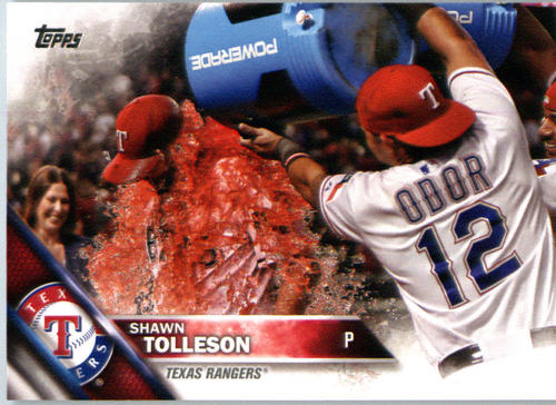 Photo of 2016 Topps #688 Shawn Tolleson