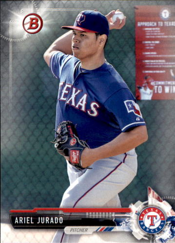 Photo of 2017 Bowman Prospects #BP59 Ariel Jurado